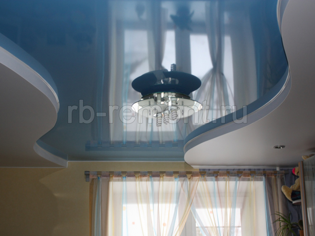 Подвесной потолок в Уфе 3 (бол.)