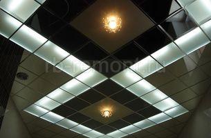 Подвесной потолок в Уфе 5 (мал.)