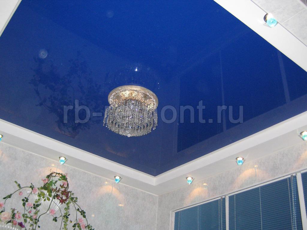Подвесной потолок в Уфе 6 (бол.)