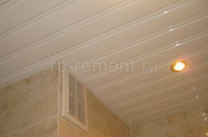 Подвесной потолок из панелей 2 (мал.)