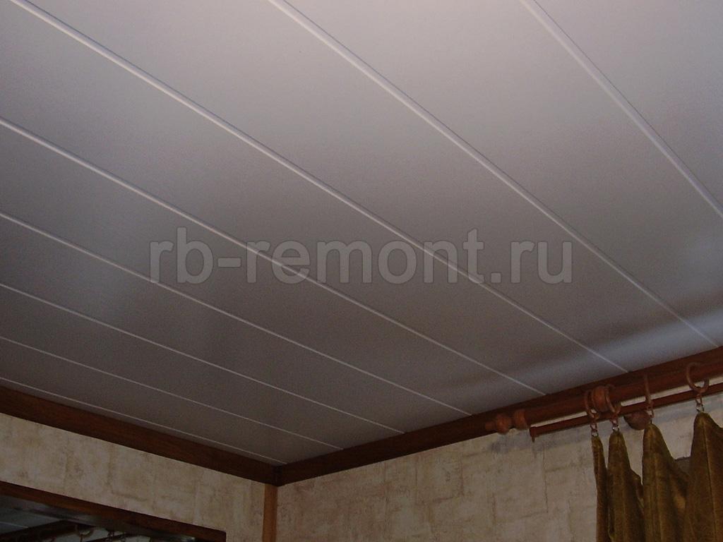 Подвесной потолок из панелей 5 (бол.)
