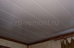 Подвесной потолок из панелей 5 (мал.)