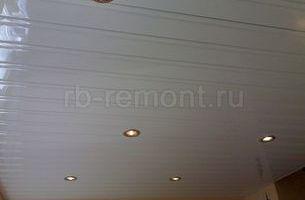 Подвесной реечный потолок 6 (мал.)