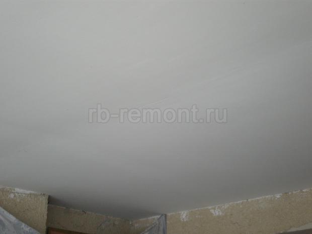 Штукатурка потолка 6 (бол.)