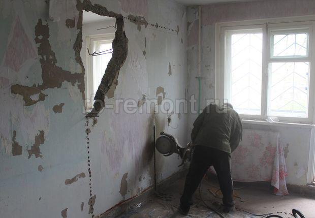 Проемы в стене 5 (бол.)