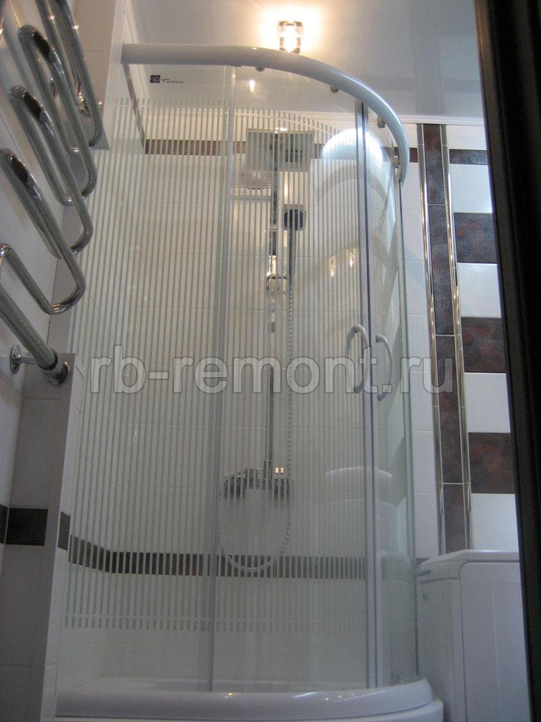 Ремонт ванной комнаты 1 (бол.)