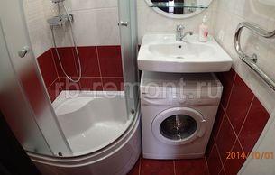 Ремонт ванной комнаты 2 (мал.)
