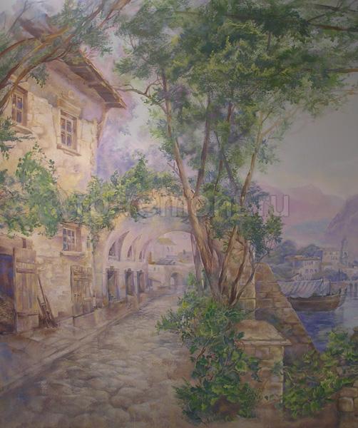 Роспись на стенах 3 (бол.)