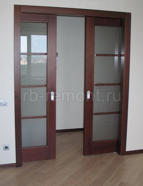 Установка дверей 1 (бол.)