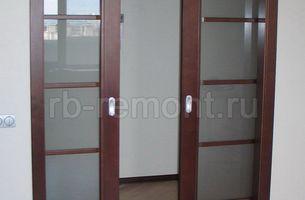 Установка дверей 1 (мал.)