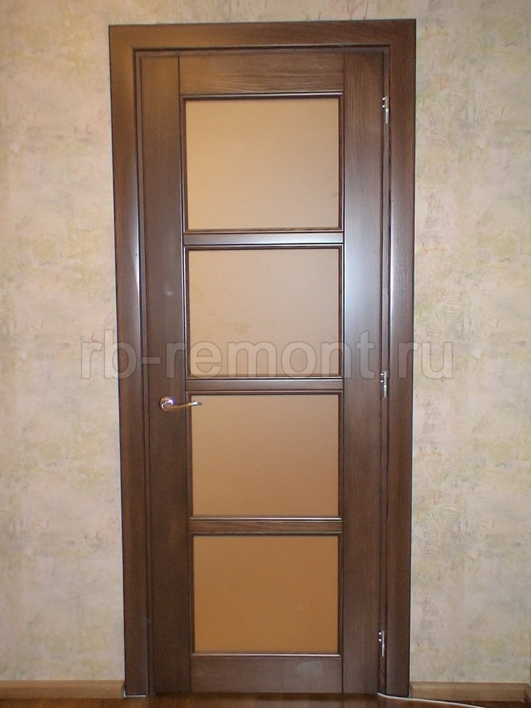 Установка дверей 2 (бол.)