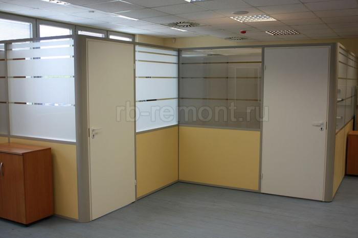 Офисные перегородки 1 (бол.)