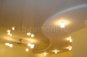 Подвесной потолок в Уфе 1 (мал.)