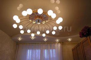 Подвесной потолок в Уфе 2 (мал.)