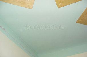 Покраска потолка 6 (мал.)