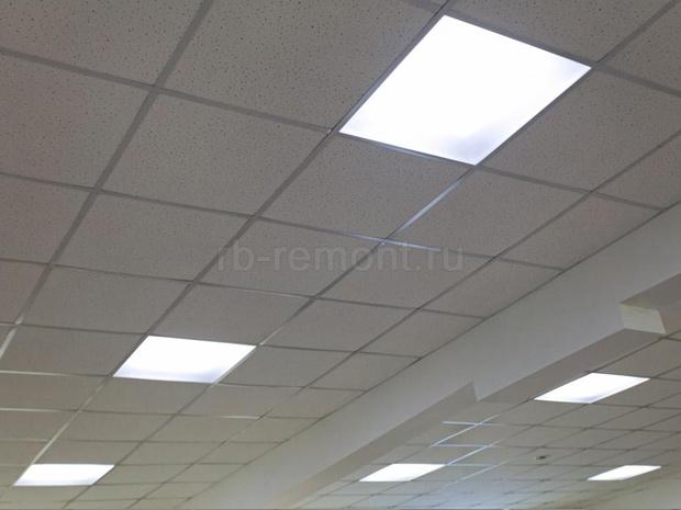 Подвесной потолок Армстронг 1 (бол.)