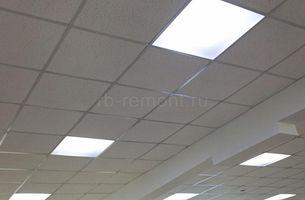Подвесной потолок Армстронг 1 (мал.)
