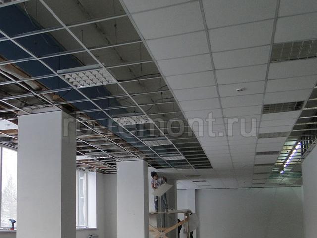 Подвесной потолок Армстронг 2 (бол.)
