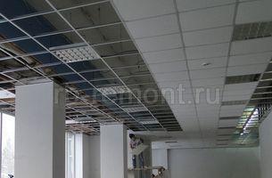 Подвесной потолок Армстронг 2 (мал.)