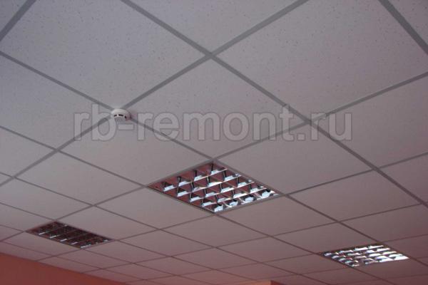 Подвесной потолок Армстронг 3 (бол.)