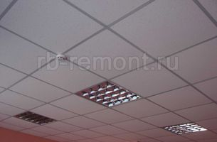 Подвесной потолок Армстронг 3 (мал.)