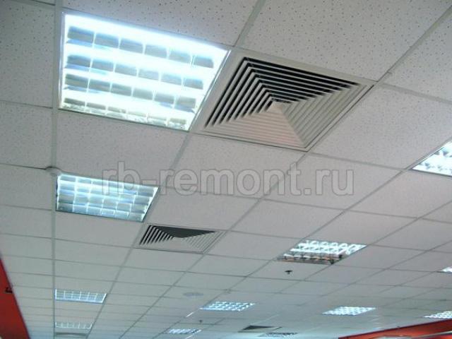 Подвесной потолок Армстронг 4 (бол.)