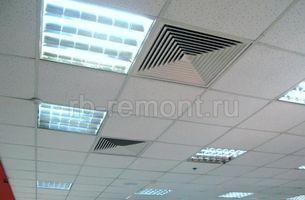 Подвесной потолок Армстронг 4 (мал.)