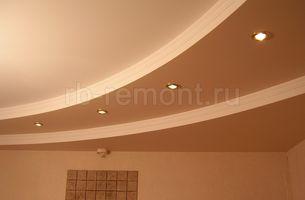 Потолок из гипсокартона 3 (мал.)