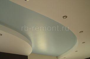 Потолок из гипсокартона 4 (мал.)