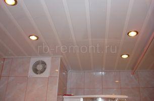Подвесной потолок из панелей 3 (мал.)