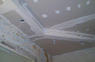 Шпатлевка потолка 1 (мал.)