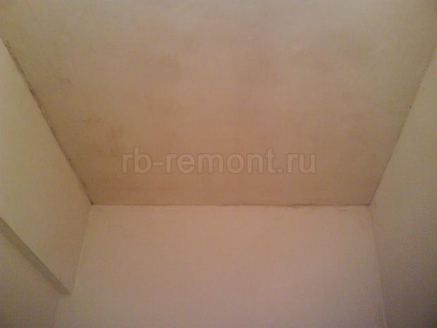 Шпатлевка потолка 5 (бол.)