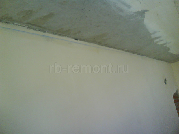 Шпатлевка потолка 6 (бол.)