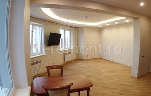 Ремонт гостиной 6 (мал.)