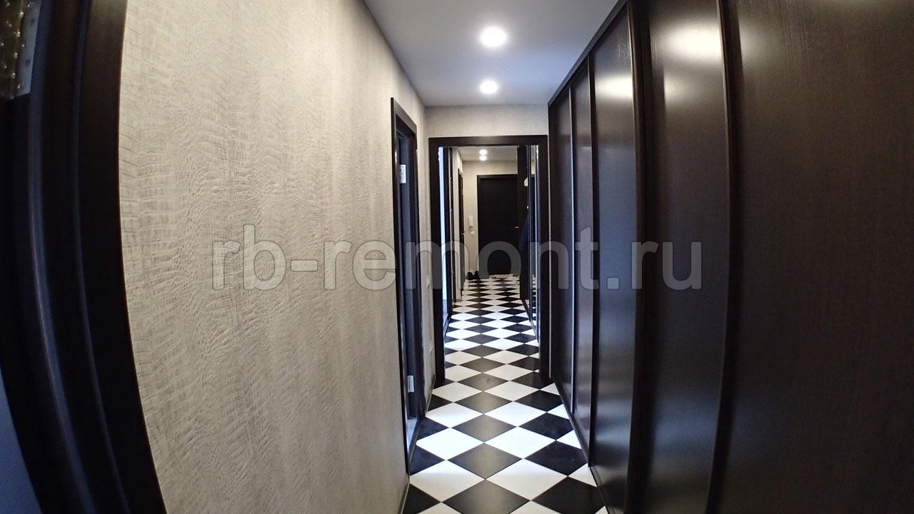 Ремонт коридора 4 (бол.)