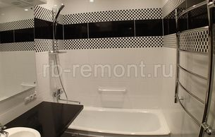 Ремонт ванной комнаты 3 (мал.)