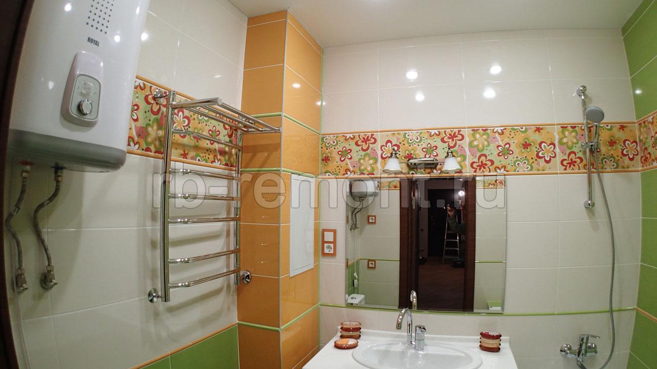 Ремонт ванной комнаты 5 (бол.)