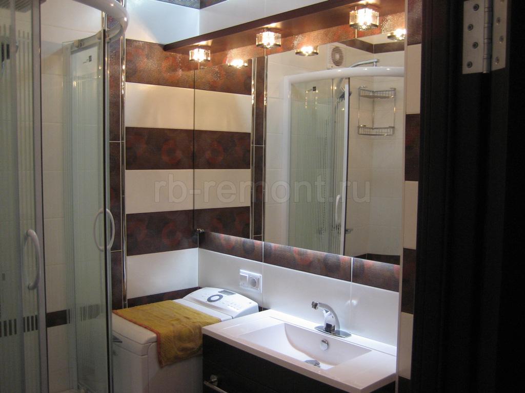Ремонт ванной комнаты 12 (бол.)