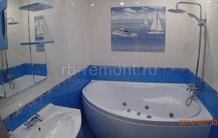 Ремонт ванной комнаты 10 (мал.)