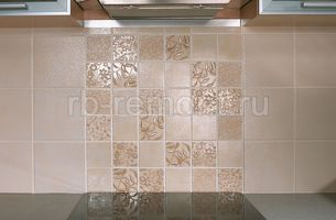 Укладка плитки на кухне 2 (мал.)