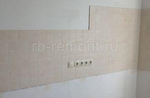 Укладка плитки на кухне 6 (мал.)