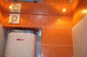 Укладка плитки в ванной комнате 1 (мал.)