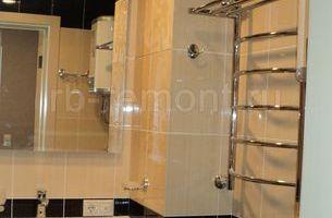 Укладка плитки в ванной комнате 2 (мал.)
