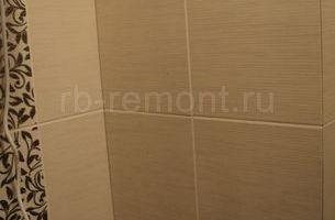 Укладка плитки в ванной комнате 5 (мал.)