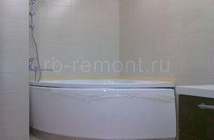 Укладка плитки в ванной комнате 6 (мал.)