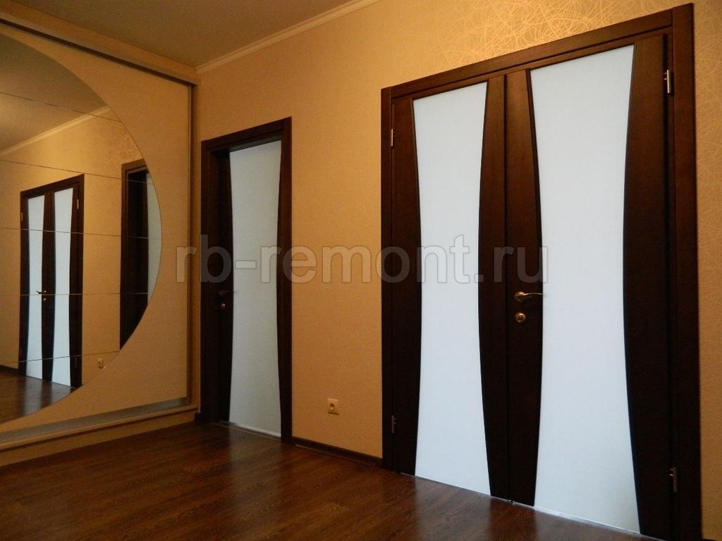 Установка дверей 3 (бол.)