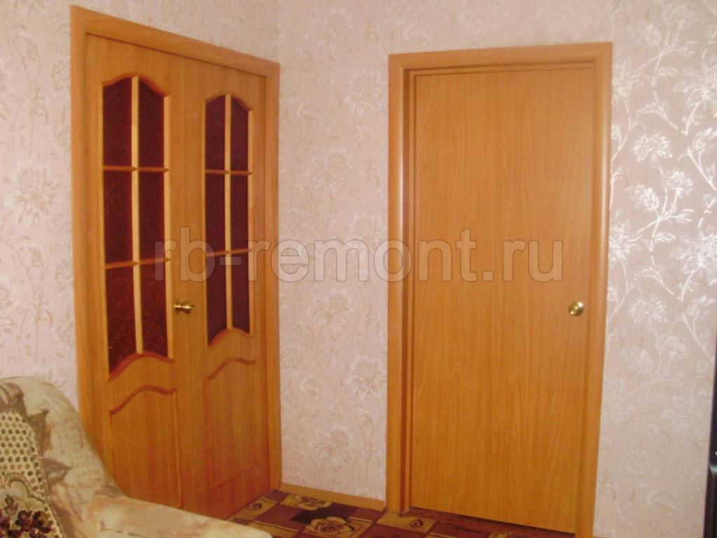 Установка дверей 4 (бол.)