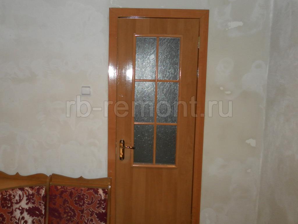 Установка дверей 6 (бол.)